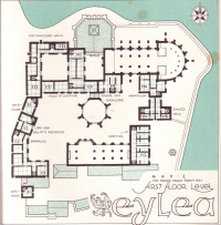 Eylea, First Floor Level