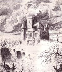House on Gryphon Hill, Mordentshire